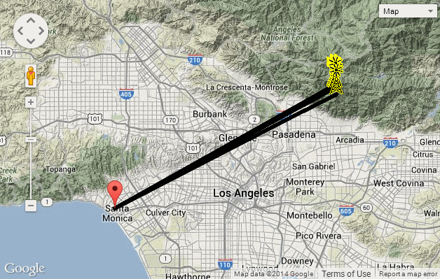 Los Angeles Stations