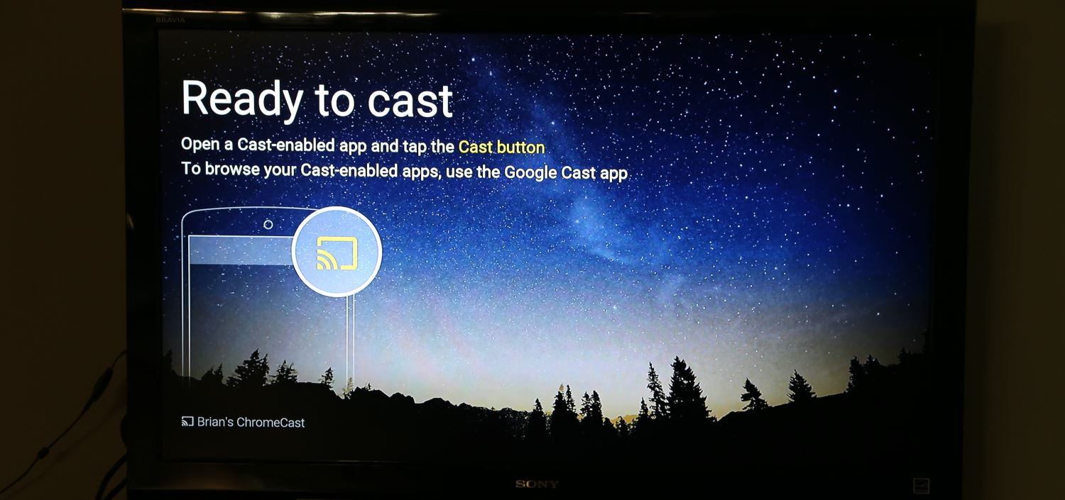 Chromecast Ready