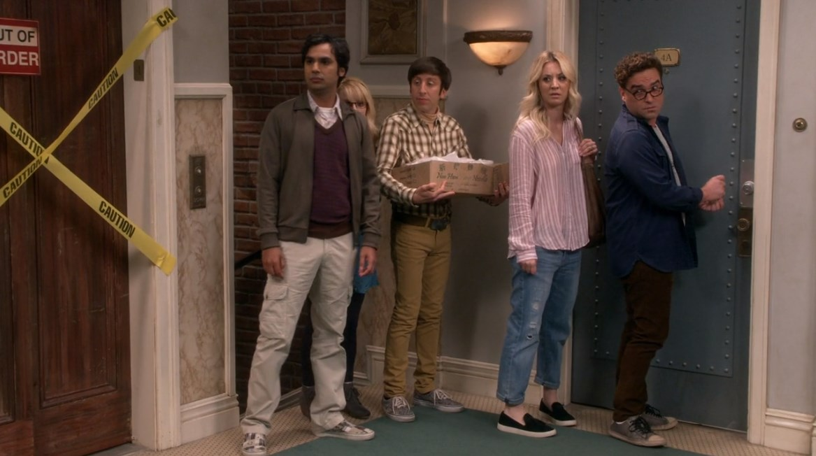 The latest episode of the Big Bang Theory is available on the cbs.com website for free